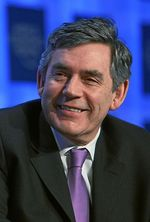 Image for Prime Minister Gordon Brown on Autism Sunday 2010