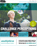 Image for UKAF in Sunday Telegraph Autism Report