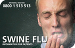 Image for SWINE FLU INFORMATION