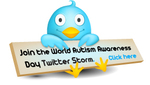 Image for Join UKAF's World Autism Awareness Day Twitter  Storm 2 April