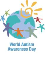 Image for Please raise funds for UKAF on World Autism Awareness Day